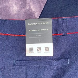 Banana republic bi-stretch pants